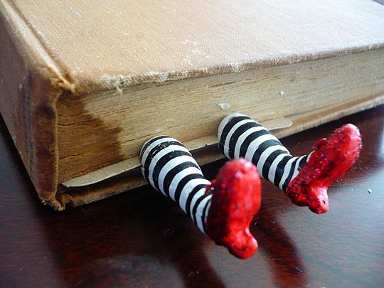 Little Legs Bookmark!
