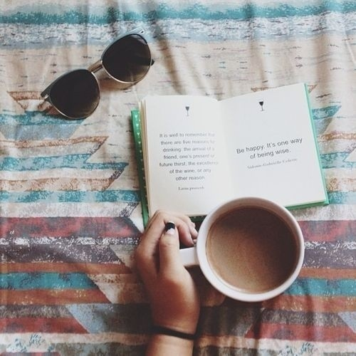 coffee and books = perfection?