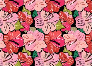 Free Very flowery Pattern Vector