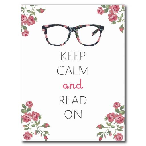 Risultati immagini per gif keep calm book