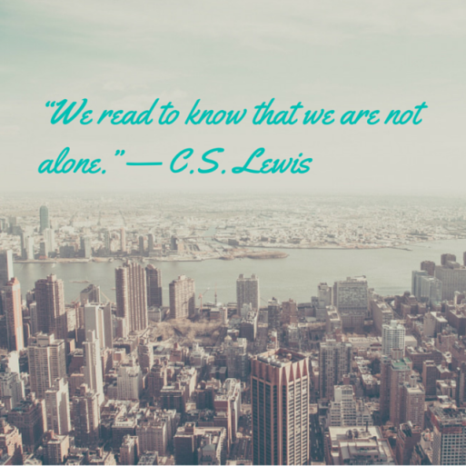 CS LEWIS QUOTE