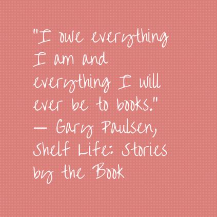 """""""I owe everything I am and everything I"""